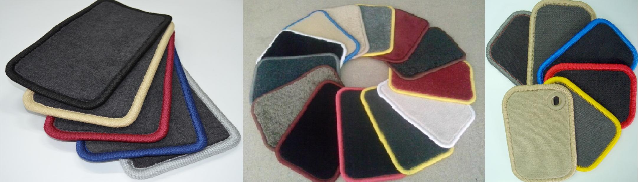 Текстильный коврик в багажник